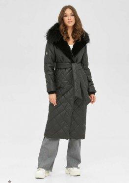 Mila Nova Пальто ПВ-120 черный