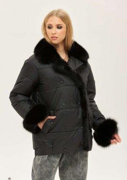 Mila Nova Куртка К-160 черный