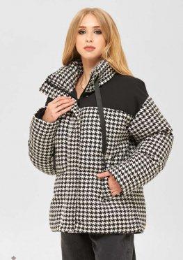 Mila Nova Куртка К-157 черный