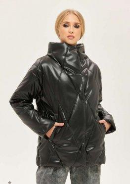 Mila Nova Куртка К-172 черный
