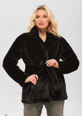 Mila Nova Куртка К-175 черный
