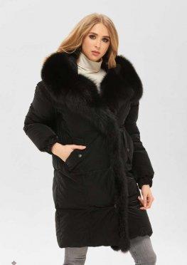 Mila Nova Куртка К-170 черный