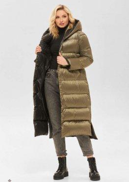 Mila Nova Куртка К-185 хаки