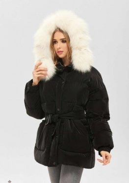 Mila Nova Куртка К-183 черный