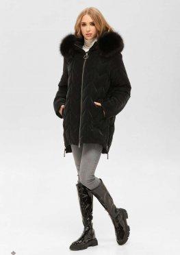 Mila Nova Куртка К-162 черный