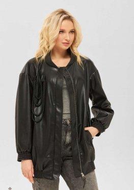 Mila Nova Куртка К-164 черный