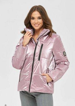 Mila Nova Куртка К-165 розовый