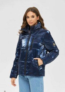 Mila Nova Куртка К-165 синий