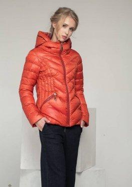 Mila Nova Куртка С-26 Терракот