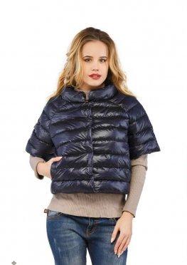 Mila Nova Куртка синяя КВ-2