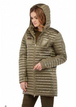 Mila Nova Куртка хаки КВ-6