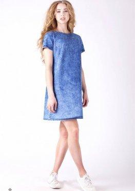 Mila Nova Джинсовое платье Ф-5