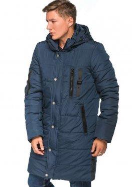 Мужская зимняя куртка Kariant Эрик Синий