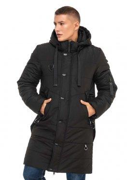 Мужская зимняя куртка Kariant Игнат Черный