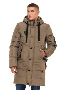 Мужская зимняя куртка Kariant Игнат Хаки