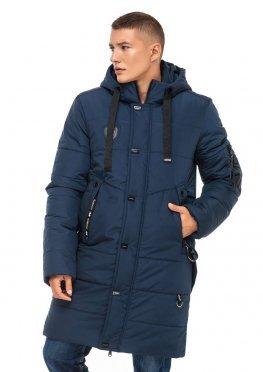 Мужская зимняя куртка Kariant Игнат Синий