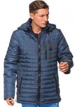 Мужская демисезонная куртка Kariant Итан Синий