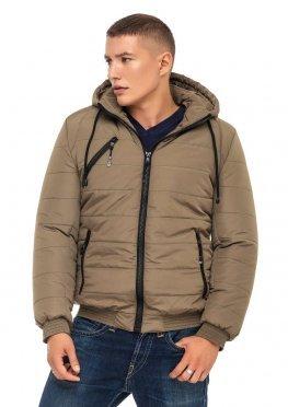 Мужская зимняя куртка Kariant Лев Хаки
