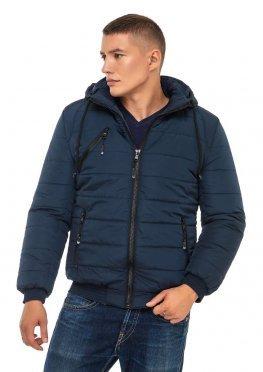 Мужская зимняя куртка Kariant Лев Синий