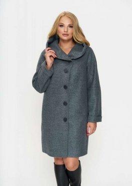 Пальто Марго, цвет Оливковый