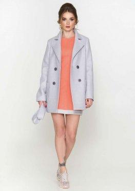 Пиджак Виктория, цвет светло - серый