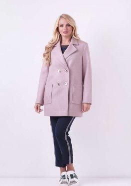 Пиджак Виктория, цвет персик