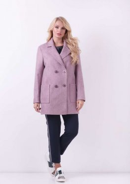 Пиджак Виктория, цвет Розовый