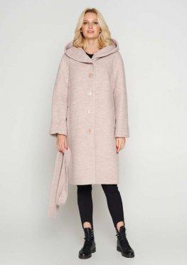 Пальто Лора, цвет бежевый