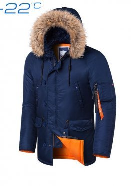 Теплая стильная куртка на зиму
