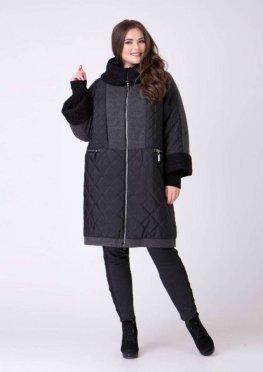 Пальто женское зимнее в размерах 54-68