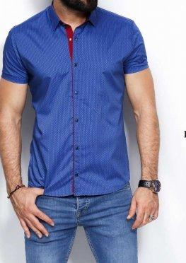 Рубашка мужская короткий рукав 32-40-719