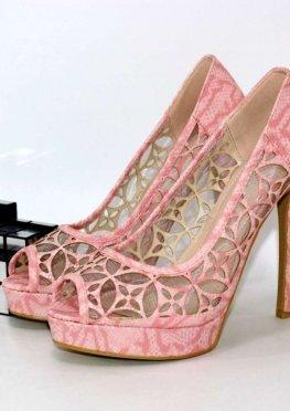 Туфли женские pink