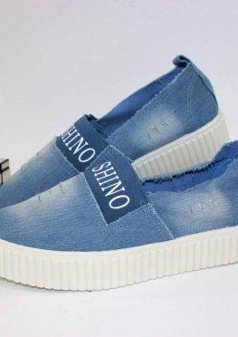 Слипоны blue