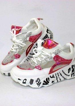 Молодёжные летние кроссовки
