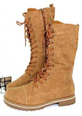 Высокие осенние ботинки