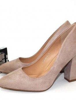 Туфли женские цвет бьежевый