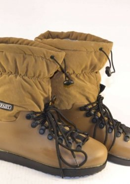 Модные ботинки для непогоды