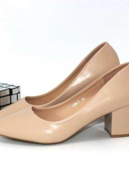 Туфли женские средний каблук