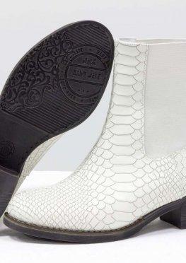 Ботинки свободного одевания - челси из натуральной кожи