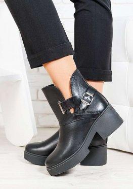 Ботинки кожаные Diezzzl 6707-28