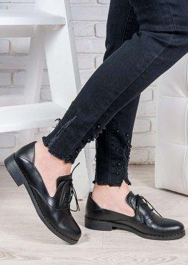 Туфли кожаные Адриана