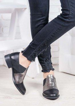Туфли кожаные Фредерика