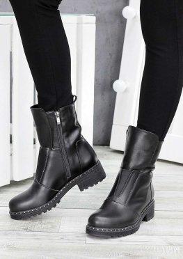 Ботинки кожаные Кейт