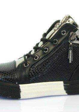 Детские ботинки Clibee: K-102 Черный