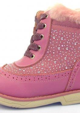 Ортопедические детские ботинки Шалунишка:7411