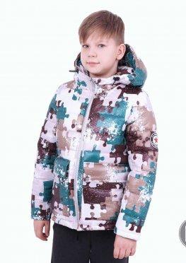 Куртка Puzl