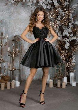 Коктейльное платье мини