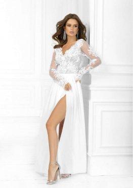 Классическое вечернее платье макси