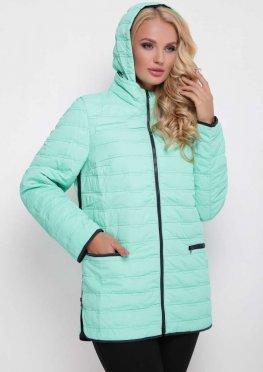 Куртка женская Нонна лазурь