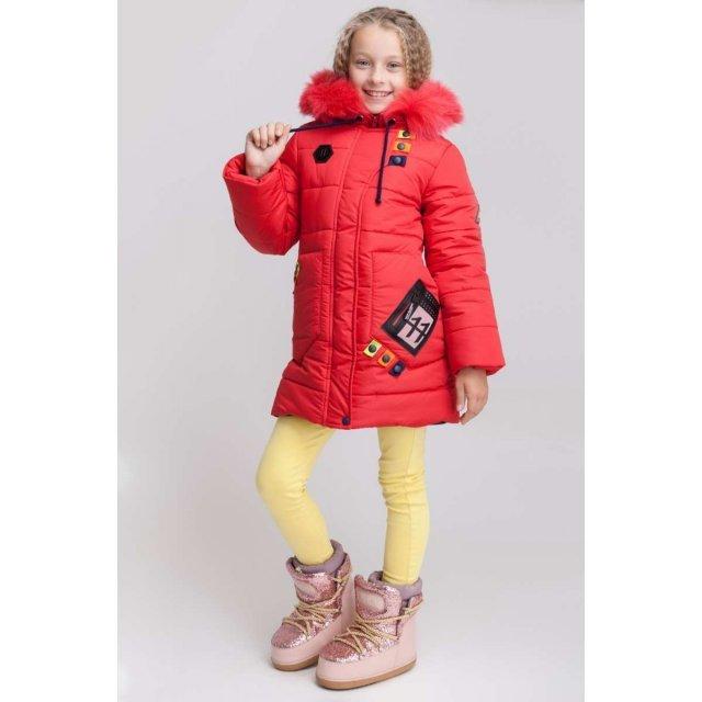 Пальто радуга ()